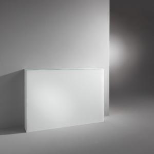 dreieck-design-glas-fernsehrack